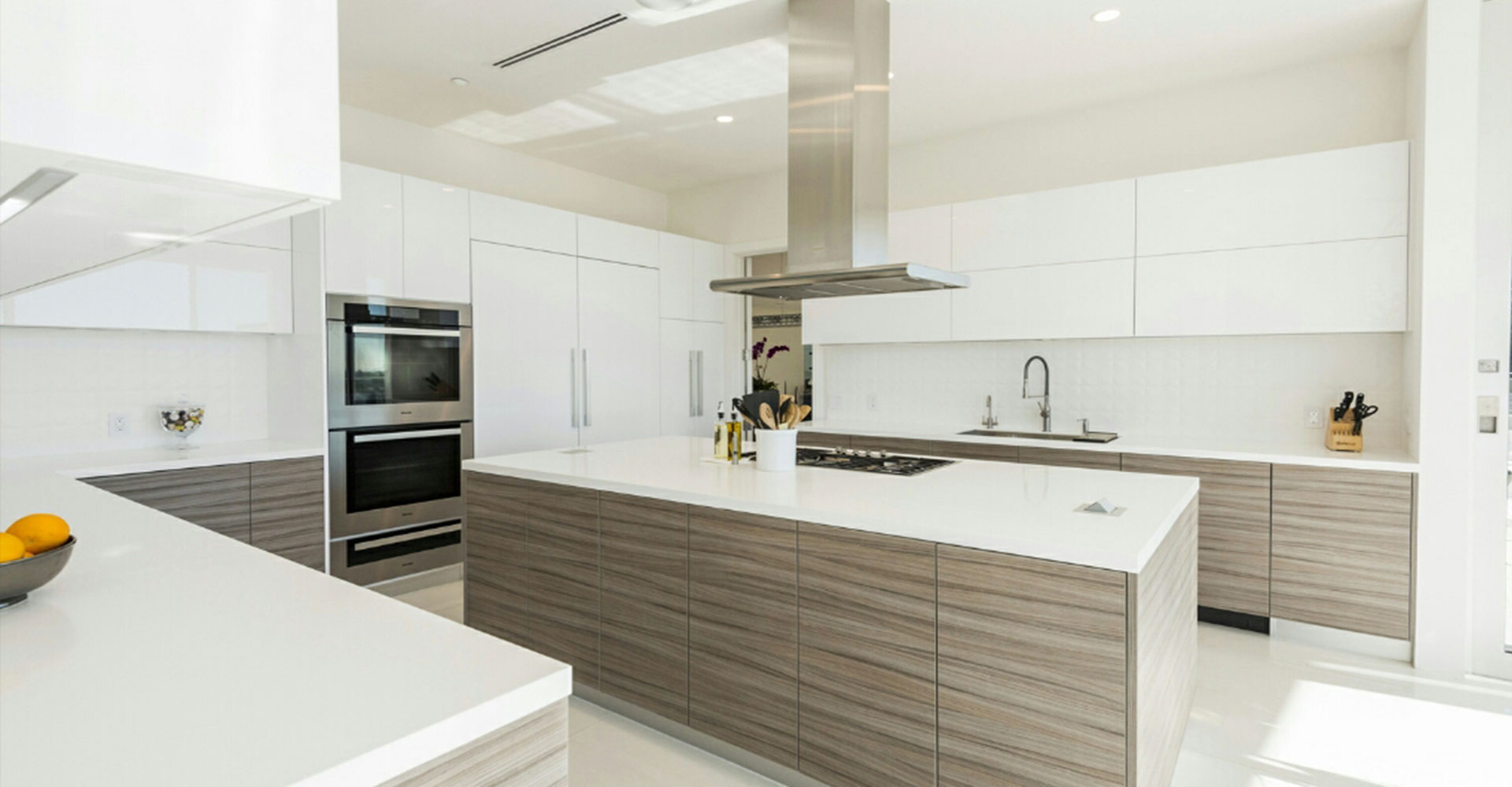 Contemporary Kitchen Los Angeles