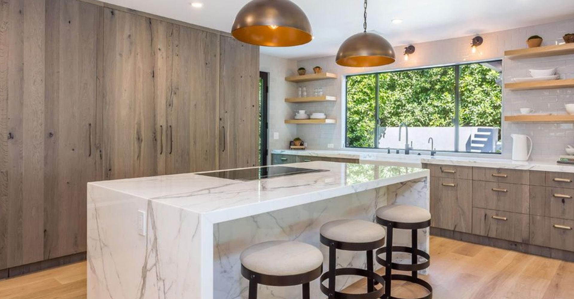 Minimalist Kitchen Los Angeles Area