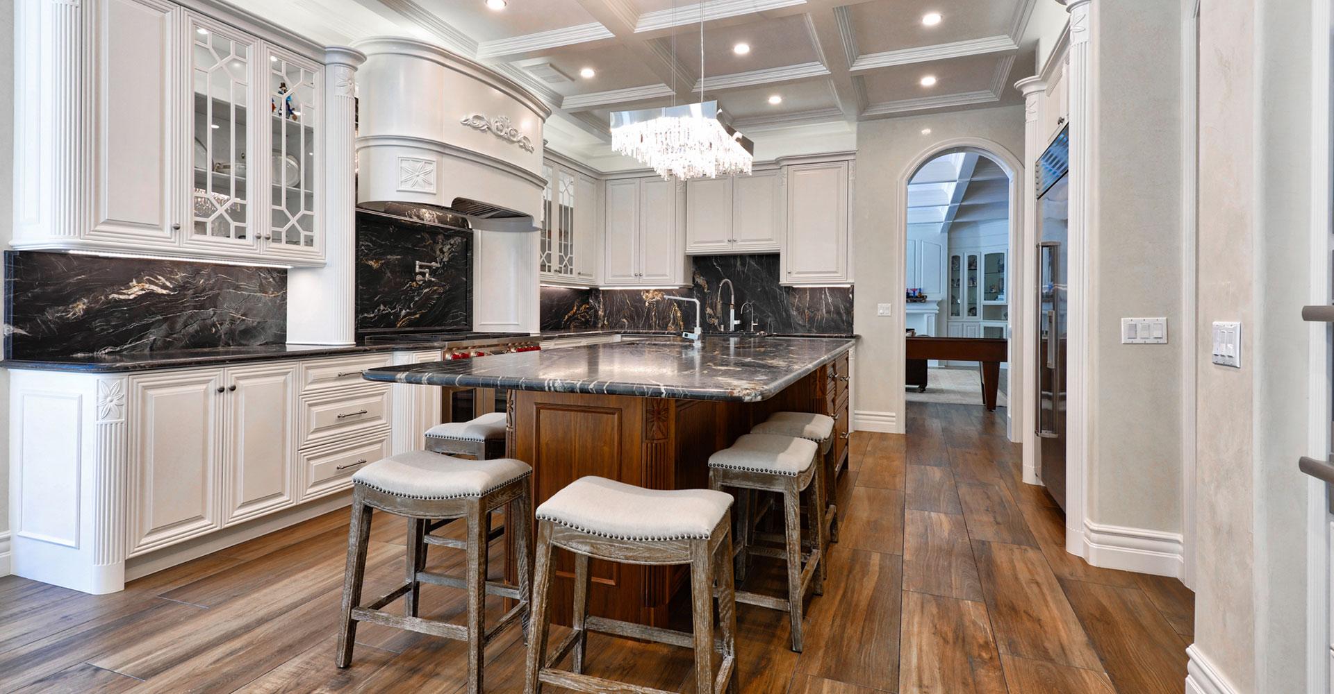 Beautiful Fitucci Kitchen