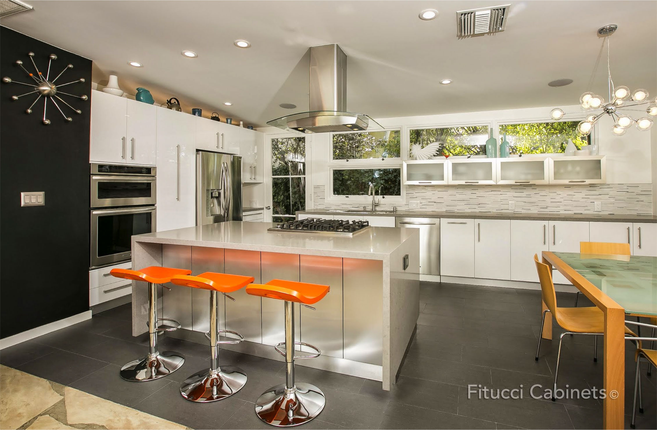 Fitucci Modern Kitchen Los Angeles