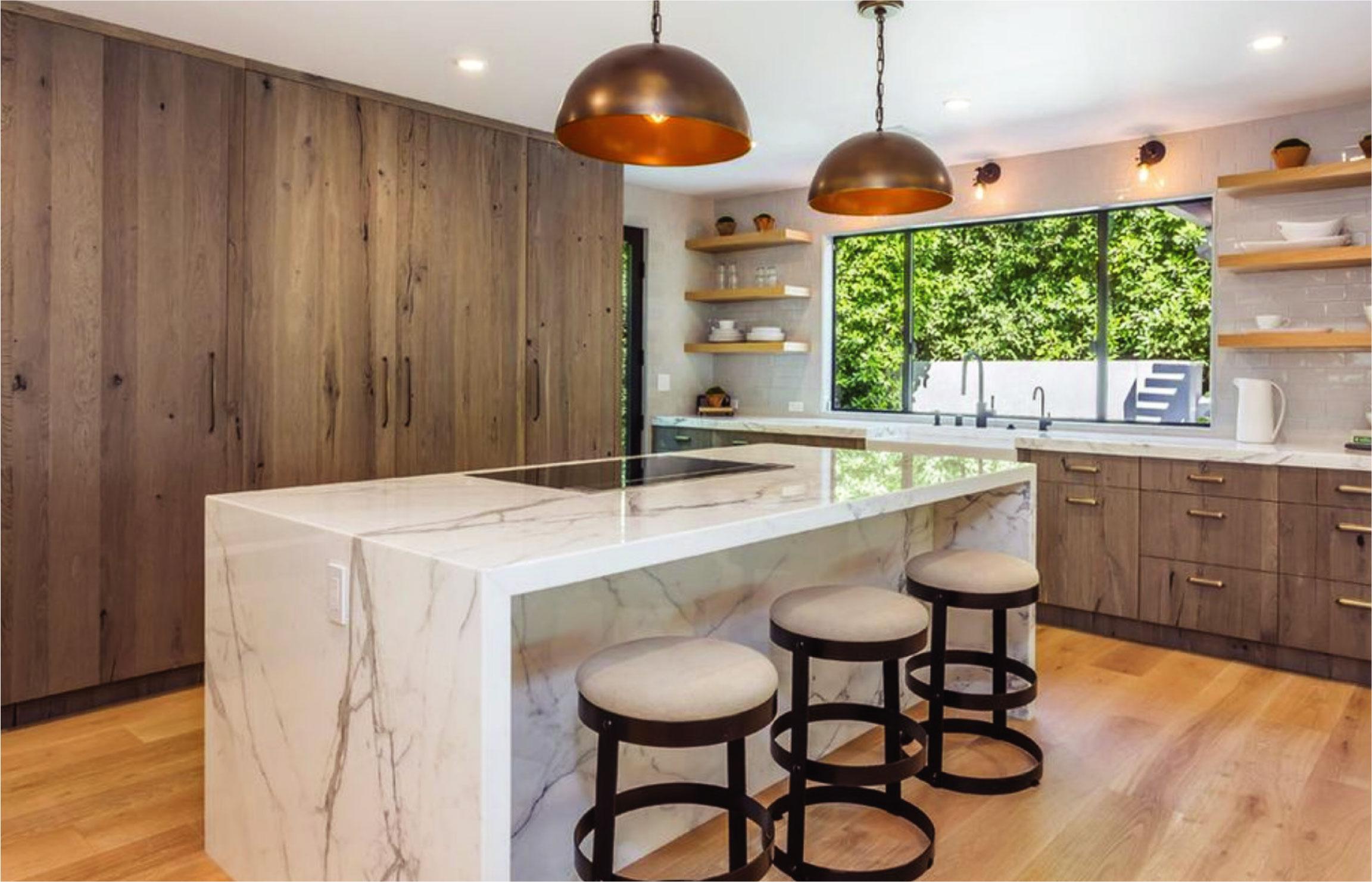 Fitucci Modern Kitchen Van Nuys