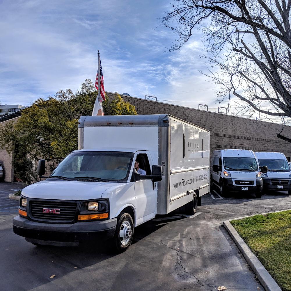 Fitucci Delivery Trucks